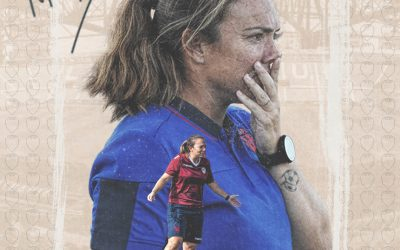 """María Pry: """"Si está lo suficientemente preparada, puede entrenar en cualquier lugar"""""""