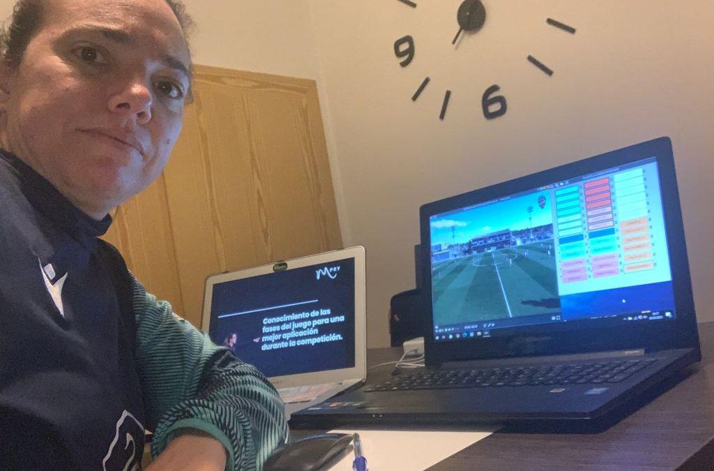 Videoanálisis en el Fútbol Femenino por María Pry